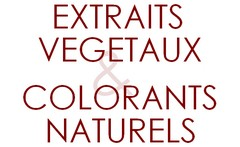 Natural Extracts & Natural Dyes