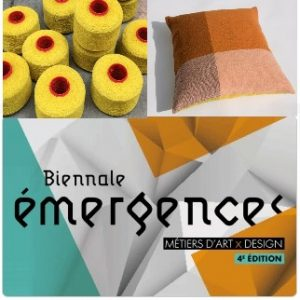 Synergie française - Design & collaborations industrielles à la Biennale Emergences
