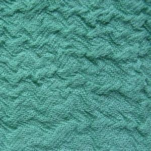 Teinture Chlorophylle Etamine de laine ©GREENING