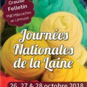 Journées de la laine Felletin 2018