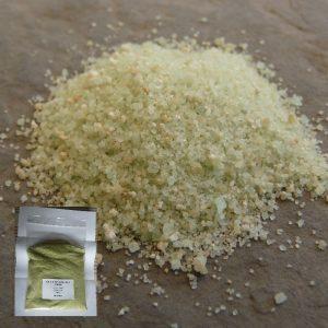 Sulfate de fer / Ferrous sulfate - ©GREEN'ING