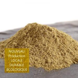 Nouveau Colorant Natural Réséda d'Occitanie ©GREEN'ING